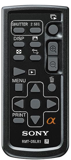SONY RMT-DSLR1 無線遙控器 (公司貨) NEX-5 A33 A55 A65 A77 適用