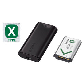 SONY X型充電電池旅行充電組 ACC-TRDCX DSC-RX100 DSC-WX300 DSC-HX50 適用  NP-BX1