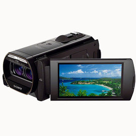 SONY HDR-TD30V 3D數位攝影機(公司貨) HDR-TD30 ★加送長效電池(共2顆)+座充+大腳架+大清潔組