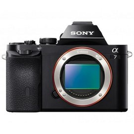 SONY A7 單眼相機(公司貨) ILCE-7 單機身 ★106/2/12前贈原廠64GB記憶卡+相機套+後背包等多重好禮 ILCE7