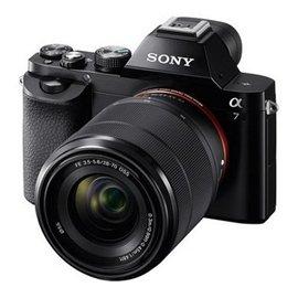 ★106/2/12前贈64G原廠記憶卡,相機套等多重好禮 SONY A7K 單眼相機(公司貨) ILCE-7K 單鏡組 ILCE7K ILCE7