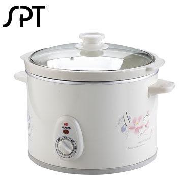 尚朋堂 5L白玉養生燉鍋 SC-315 非直熱式 不可於瓦斯爐上加熱  5公升大容量