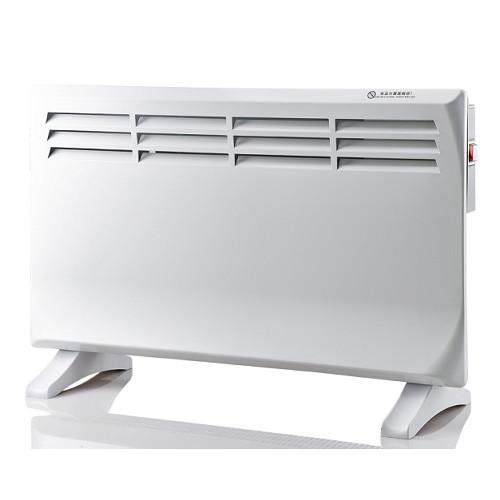 尚朋堂 機械對流 電暖器 SH-133HM2 本機通過 IP24 檢測.可調式恆溫設計