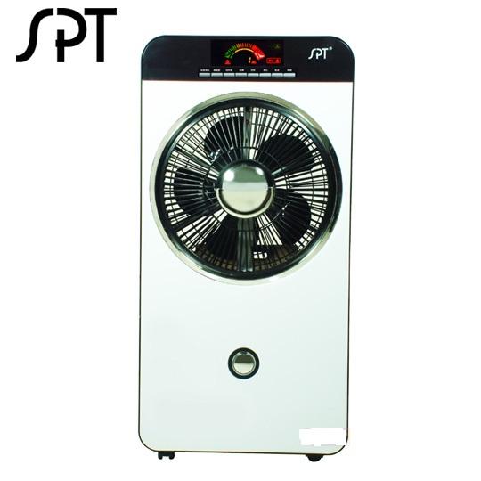尚朋堂 微電腦遙控水霧扇 SPY-885M ★可單獨加濕改善空氣品質