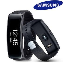 SAMSUNG 三星 Gear Fit R350 時尚行動藍牙智慧型手錶 (黑)  ★2014/5/31前官網登錄送原廠手機電源分享線