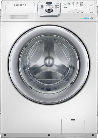 ★2016/11/30前,回函贈7-11商品卡500元!SAMSUNG 三星 14KG 滾筒洗衣機 WF14F5K3AVW/TW