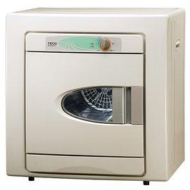 TECO東元 QD6581NA 6KG 乾衣機  超高溫自動斷電/抗菌靜音乾衣槽