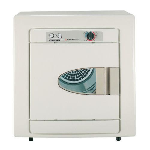 TECO東元 QD7561NA 乾衣機  容量7公斤 超高溫自動斷,電冷/熱風2段控制