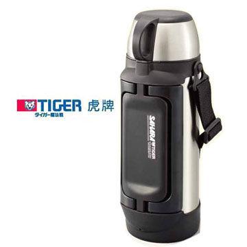 TIGER 虎牌 1.5L不鏽鋼保溫保冷瓶 MHK-A150 採用不鏽鋼抗菌加工材質