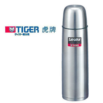 TIGER 虎牌 不鏽鋼真空保溫瓶 MSC-B050 保溫效力:48℃/24小時,74℃/6小時