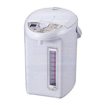 TIGER 虎牌 5.0公升輕巧型液晶顯示熱水瓶 PDN-A50R 電動給水安全裝置 液晶螢幕顯示