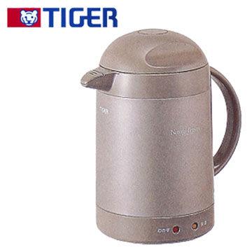 TIGER 虎牌 1.0公升電熱水瓶 PFH-100R 手提式設計,拿取方便
