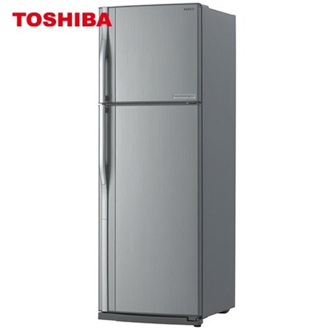 TOSHIBA 東芝 320公升變頻等離子雙門電冰箱 GR-R37TDZSZ ◆等離子抑菌脫臭系統◆ 變頻靜音壓縮機設計