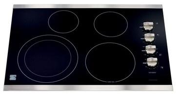 Sears 美國熙爾仕楷模 ~ 精英型 嵌入式四口電陶瓷玻璃爐【型號:41273】