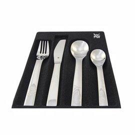 WMF 3歲以上兒童學習專用餐具四件組貓熊版