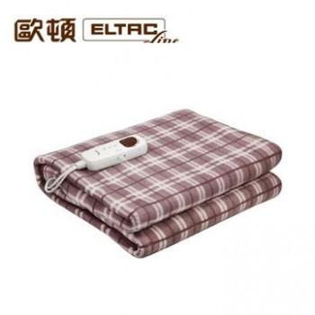 旺德 ELTAC 歐頓 微電腦溫控 單人 電熱毯 EEH-B05S 多重安全保護設計 台灣商檢局認證合格,安全有保障