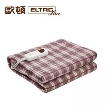 旺德 ELTAC 歐頓 微電腦溫控 雙人 電熱毯 EEH-B06 智慧型恆溫設計 台灣商檢局認證合格