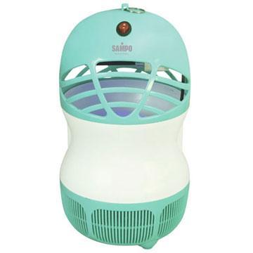 旺德 SAMPO 聲寶光觸媒吸入式捕蚊燈 MLS-W1105CL 採用先進的光觸媒技術