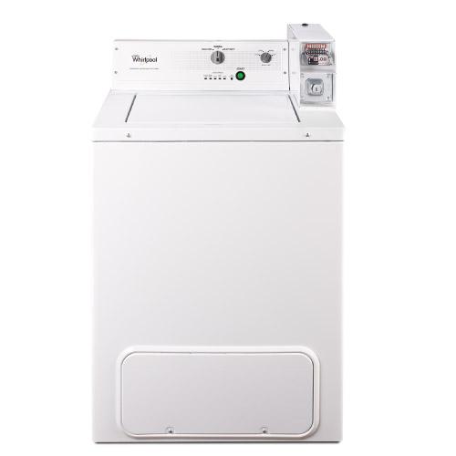 Whirlpool 惠而浦 CAE2763BQ 12KG 商用投幣式洗衣機  ★美國原裝進口,強力搓揉洗衣棒
