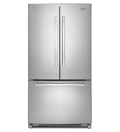 Whirlpool 惠而浦 702L 法式三門電冰箱 WRF535SMBM ★2014年全新商品 , 美國原裝 !