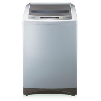 Whirlpool 惠而浦 15KG 直立式洗衣機 WV15AN 智慧去漬二步淨 不鏽鋼抗菌洗衣槽