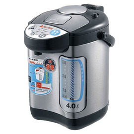 元山牌4L多功能熱水瓶 YS-531AP 360度旋轉式底盤  電動給水、氣壓給水   360度旋轉式底盤