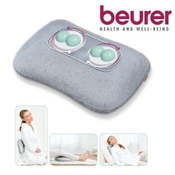 德國博依beurer 深層指壓按摩枕墊 MG145 適用於按摩不同身體部位,如頭部,頸部,小腿
