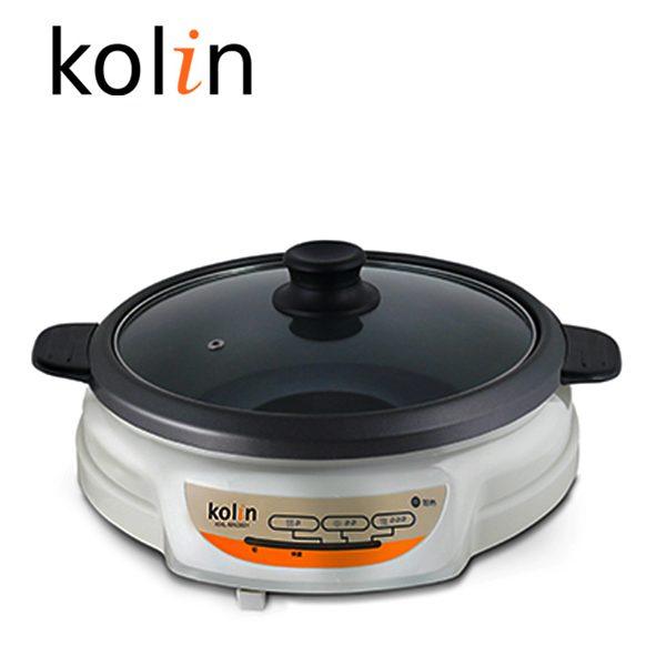 KOLIN 歌林 多功能料理鍋KHL-MN3601蒸.煮.煎.炒.燉 三合一多功能3.6L