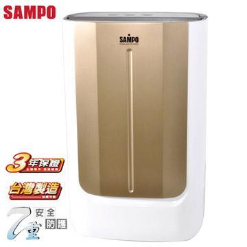 SAMPO 聲寶 6L 空氣清淨除濕機 AD-YB121FT ★奈米銀清淨濾網