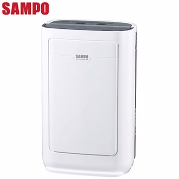SAMPO 聲寶 6L 空氣清淨除濕機 AD-YC121FN ★奈米銀清淨濾網,上吹烘衣功能