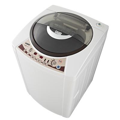 SAMPO 聲寶 15公斤 單槽 定頻 3D立體水流洗衣機 ES-B15F/ESB15F/微電腦操控/槽洗淨功能/