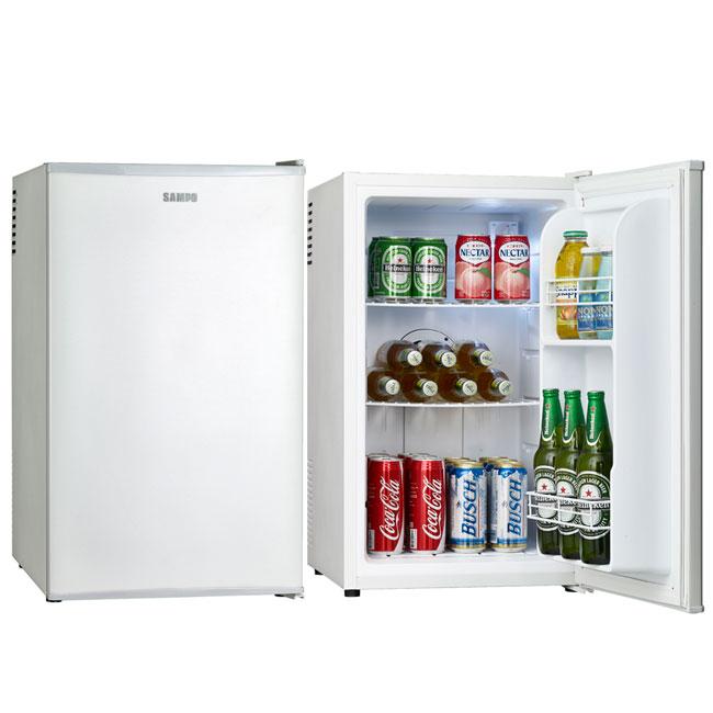 SAMPO 聲寶 70公升 電子冷藏箱 KR-UA70C/靜音/三段溫控/不結霜