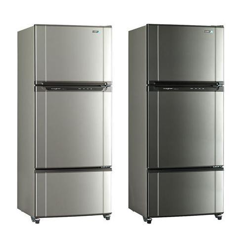 SAMPO 聲寶 580公升 三門 變頻 冰箱 SR-M58DV/SRM58DV/R600a環保冷媒/全機一體發泡/DC省電靜音風扇