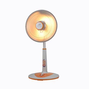 尚朋堂 35CM 定時直立鹵素電暖器 電暖爐 (橘白色) SH-8112T