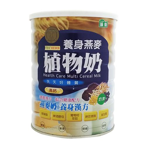 順天堂養身燕麥植物奶粉 900G【合康連鎖藥局】