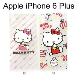 Hello Kitty 透明軟殼 iPhone 6 Plus / 6S Plus (5.5吋)【三麗鷗Sanrio正版授權】