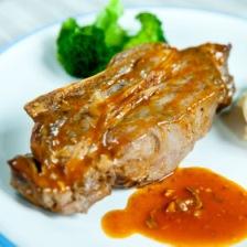 [ezcook],BBQ燒烤豬肋排(一人份)(380g)