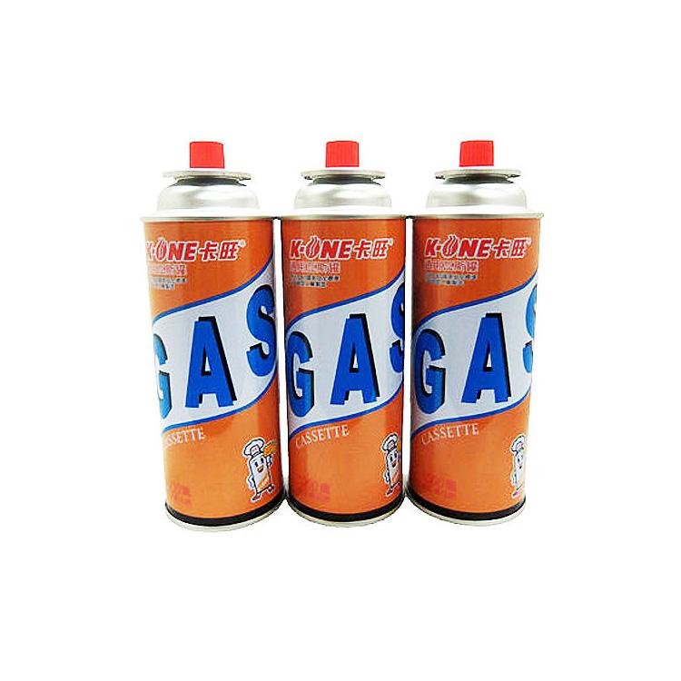 卡旺 紅卡旺瓦斯罐RK1-250(3入裝/組)/城市綠洲(瓦斯罐、露營、烹飪、炊煮、卡式瓦斯)