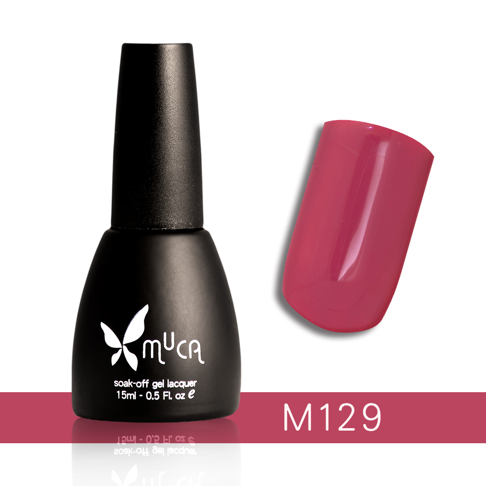 Muca沐卡 即期光撩凝膠指甲油 M129(15ml)