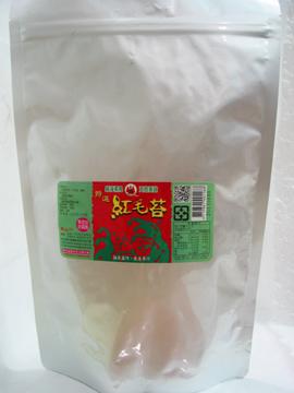 慧山行-特選紅毛苔150公克/包