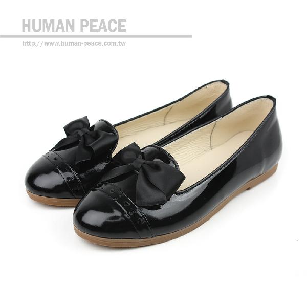 娃娃鞋 黑 童 no137
