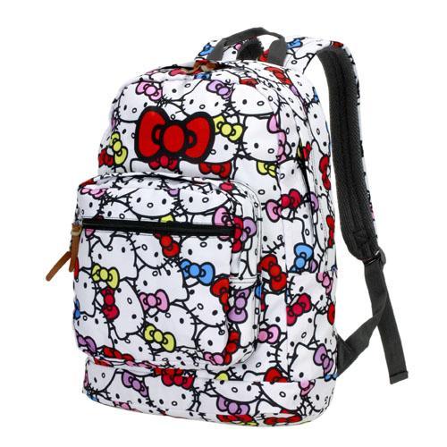 Hello Kitty 後背包/750-487
