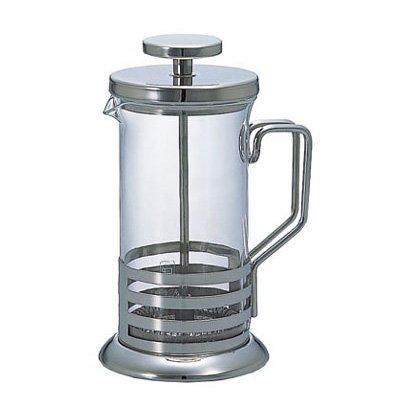 *新品上市*日本知名品牌 HARIO 流線濾壓茶壺2杯 THJ-2SV