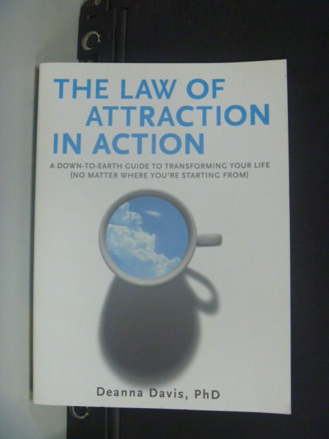 【書寶二手書T2/心理_KIX】The Law of Attraction in Action_Ph.D