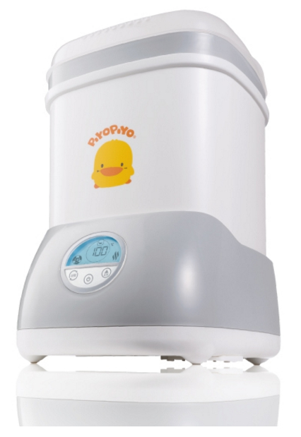 PiyoPiyo 黃色小鴨 微電腦觸控式消毒烘乾鍋