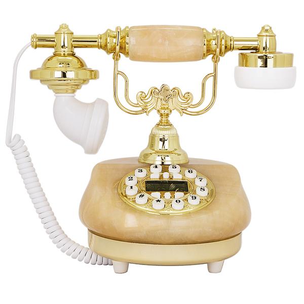 復古工藝-歐式高貴 座式座機 美式仿古工藝 古董電話機十天預購+現貨