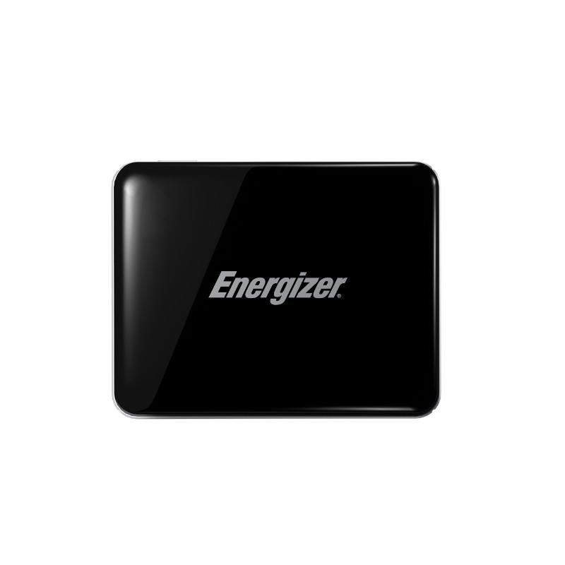 雙USB輸出-4000mAh-Energizer®勁量行動電源XP4006-支援雙USB手機平板充電