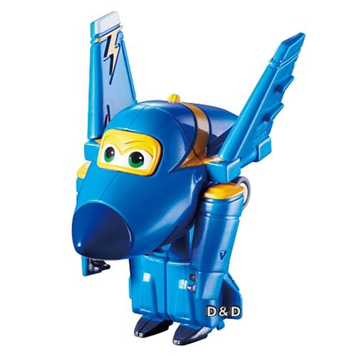 《 Super Wings 超級飛俠 》變形車系列 - 傑洛米