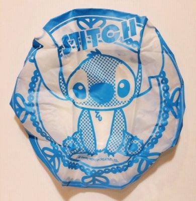 【真愛日本】15081200085 浴帽-史迪奇 星際寶貝 迪士尼 史迪奇 浴帽 生活用品 衛浴用品