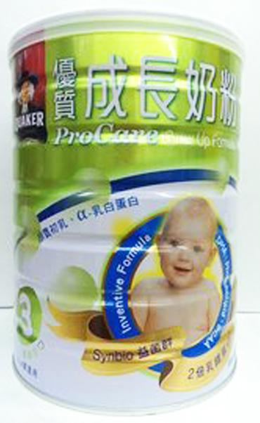 桂格成長奶粉3號 1500g